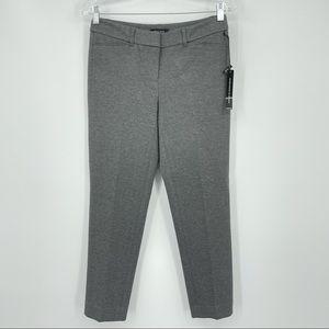 NWT WHBM Ponte Slim Ankle Pant Women's Size 2